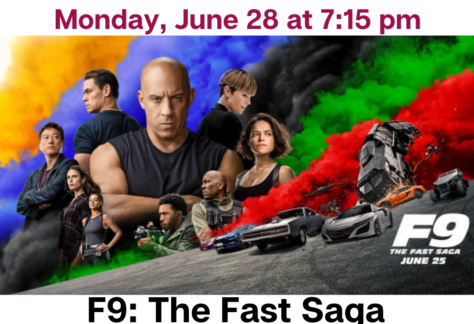 """Open Caption Feature at Galaxy Theatres Luxury + Mission Grove - Monday, June 28, 2021 at 7:15 PM F9: THE FAST SAGA Buy ticket at https://www.galaxytheatres.com/movies/MissionGrove/F9-THE-FAST-SAGA/HO00006076-185738 [ID Description for ALT IMAGE: """"White background. """"Galaxy Theatres Luxury + Mission Grove"""". Next in red font: """"Open Captioned Movie (next) Monday June 28 at 6:40 pm"""". Next show F9: The Fast Saga movie poster. Next in uppercase font: """"F9: The Fast Saga"""". Next is red dotted border. Next has two columns. First column on the left: """"Galaxy Theatres Luxury + Mission Grove"""". There is red border in between two columns. Second column on the right: """"121 E. Alessandro Blvd, Riverside, CA 92508""""]"""