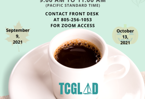 Virtual Coffee Chat - every once a month - September 9, 2021 - 9am - 11am (3) https://conta.cc/3toPzcP