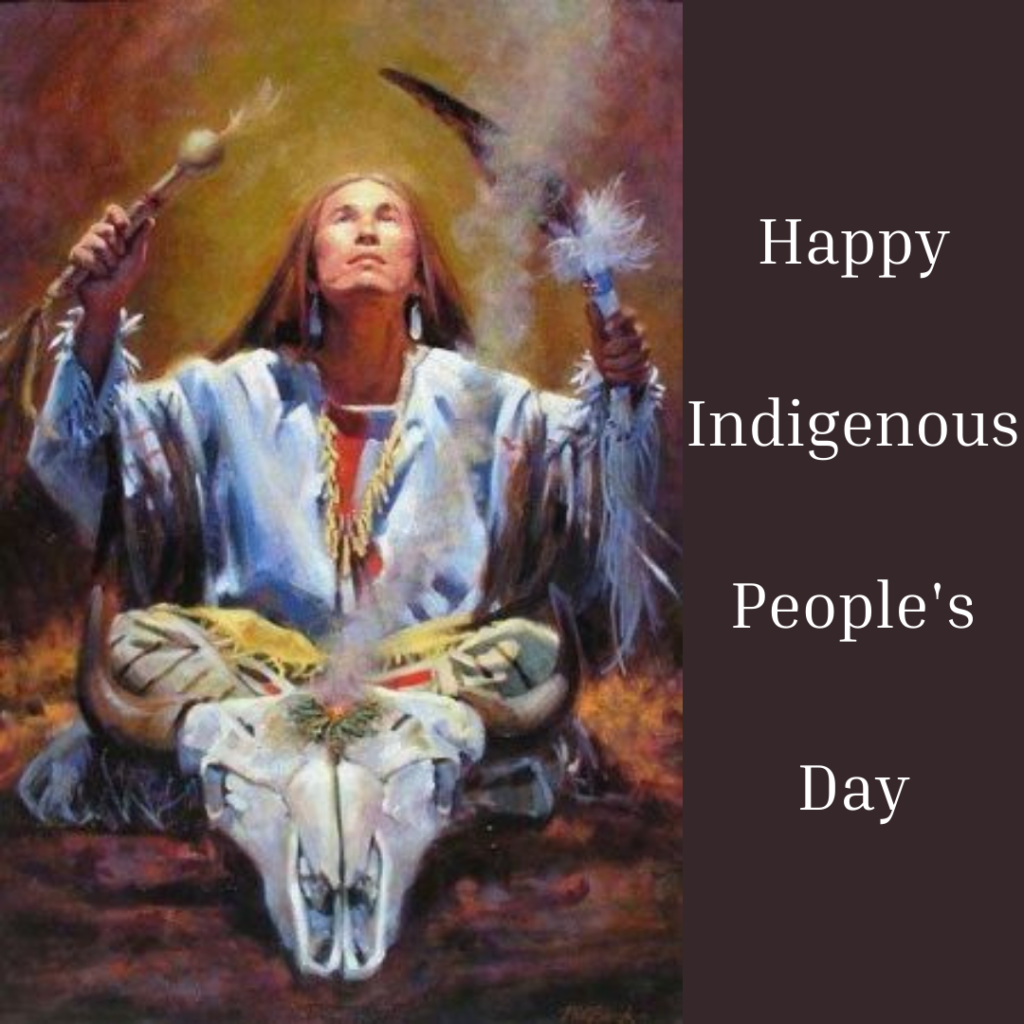 Happy Indigenous People's Day. Today, we celebrate the culture and roots of Indigenous communities by honoring their history and bringing awareness to the struggles they still face today. https://bit.ly/3v43Z2U #NativeAmericanDay #codie_riv